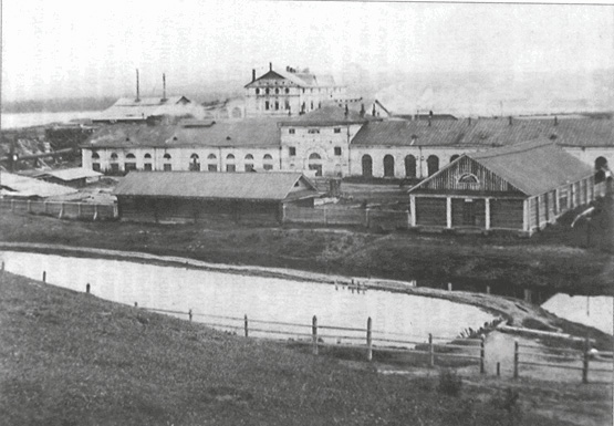 History of Aleksandrovsk Machine Building Plant